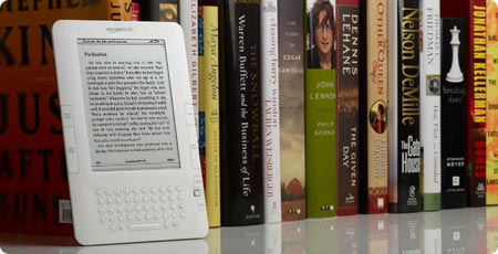 The Kindle by Amazon.com