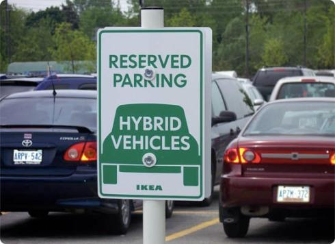 Parking Perks